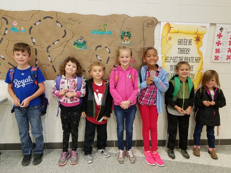 Elementary Stars of the Week Featured Photo