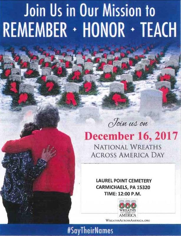 Wreaths Across America Thumbnail Image