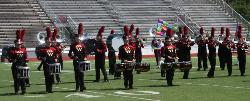 MWH Marching Band 2014.jpg
