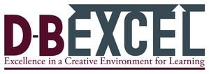 D-B EXCEL logo