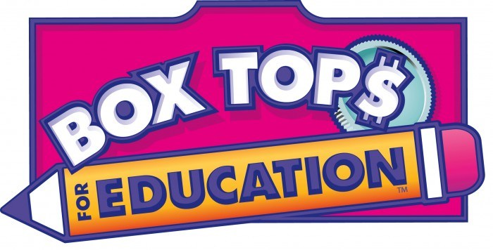 Box Tops for Education symbol