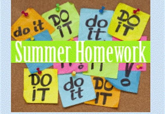 Summer Homework Featured Photo