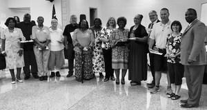 2018 Retirees from Valdosta City Schools