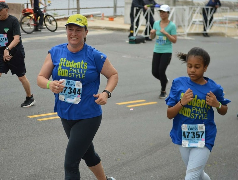 GWCS Running Club Goes the Distance! Featured Photo