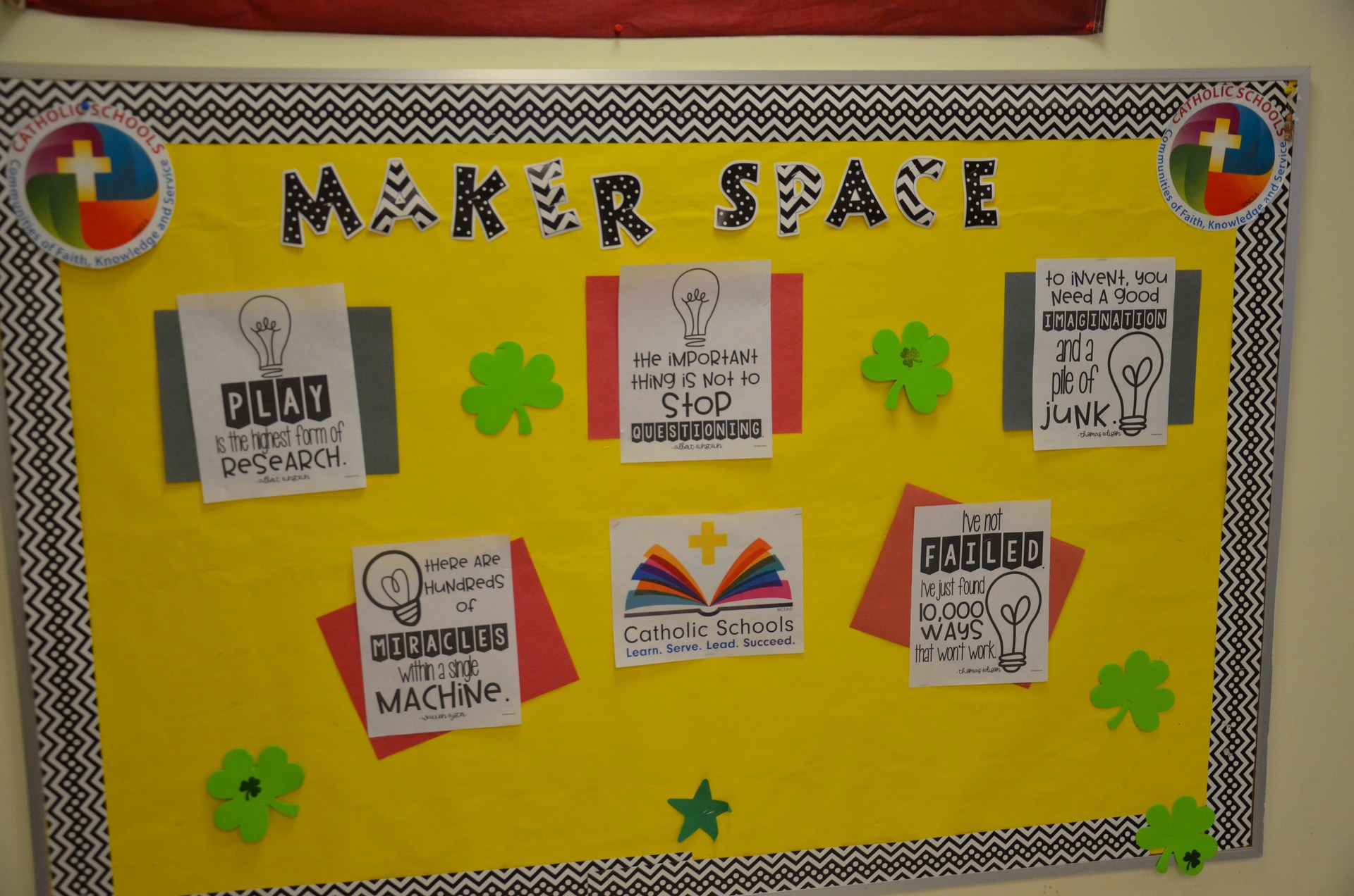 Makerspace board