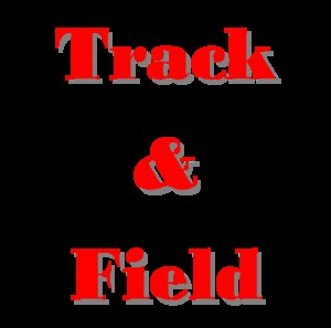 Track & Field in red shadow