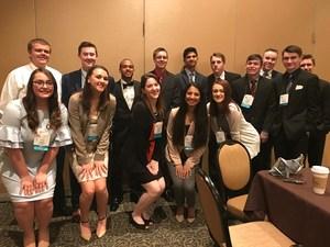 Bishop Canevin State FBLA Students 2018