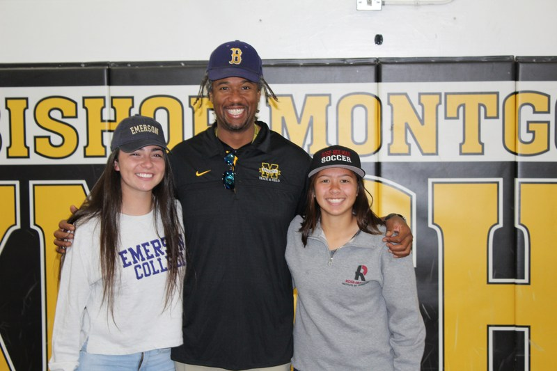 Six Make College Athletic Commitments Thumbnail Image