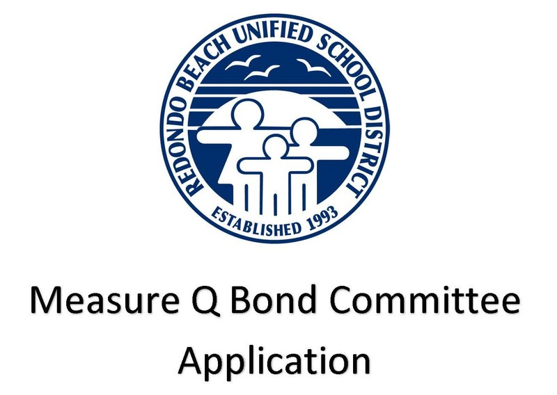 Measure Q Bond Bond Committee Application