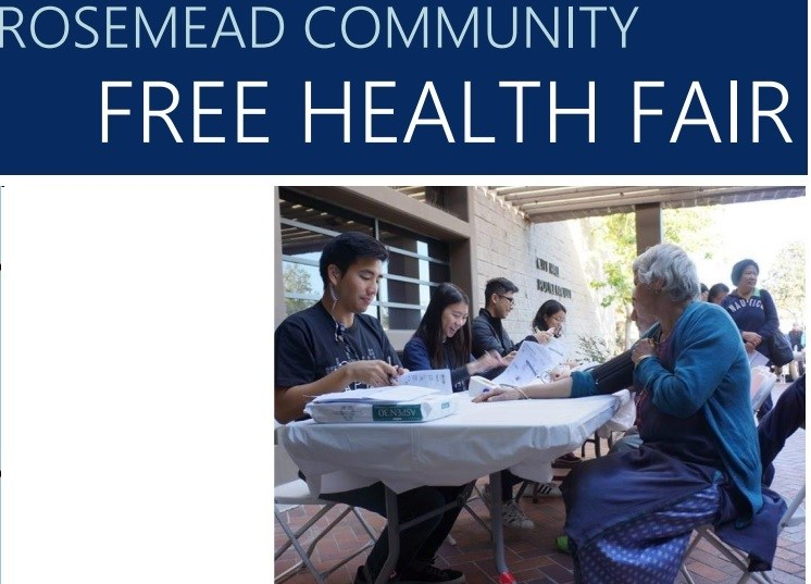 FREE Health Fair! April 29th from 9 am - 1 pm at First Evangelical Church Thumbnail Image