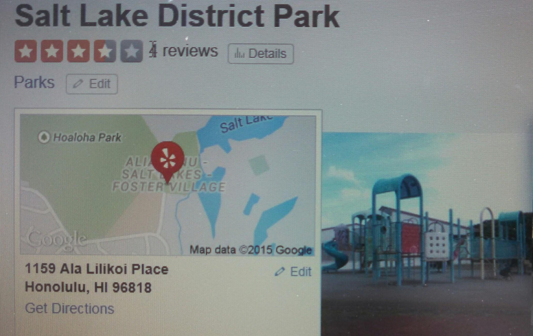 SLDP Park