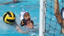 Ocean View High boys' water polo player Kenny Do (12) made the All-Golden West League first team. (Scott Smeltzer / Daily Pilot Staff Photographer)