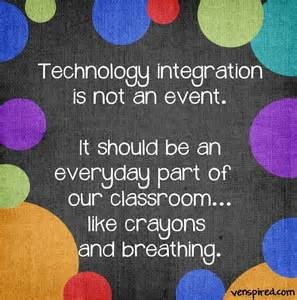 Technology Integration in the Classroom