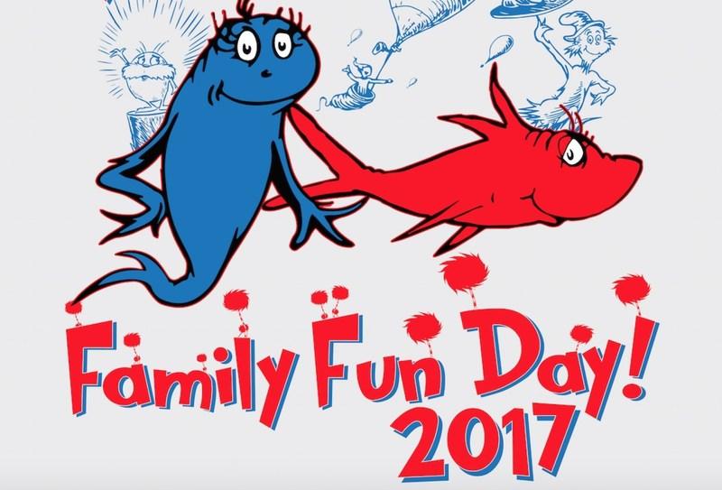 2nd Annual Family Fun Day: Preschool-3rd Grade Event Thumbnail Image