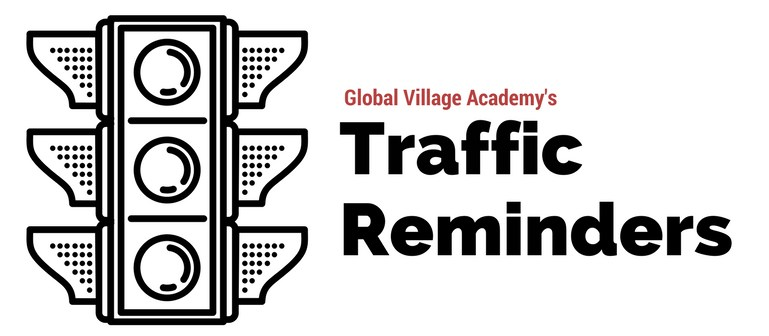 important traffic reminders clip art