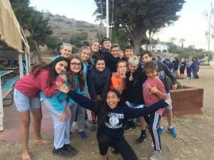 Kids at Catalina