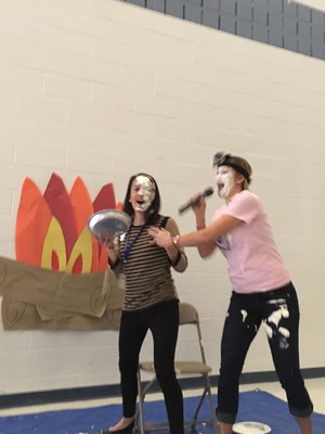 Teacher Alison Curvan gets a pie in the face too.jpg