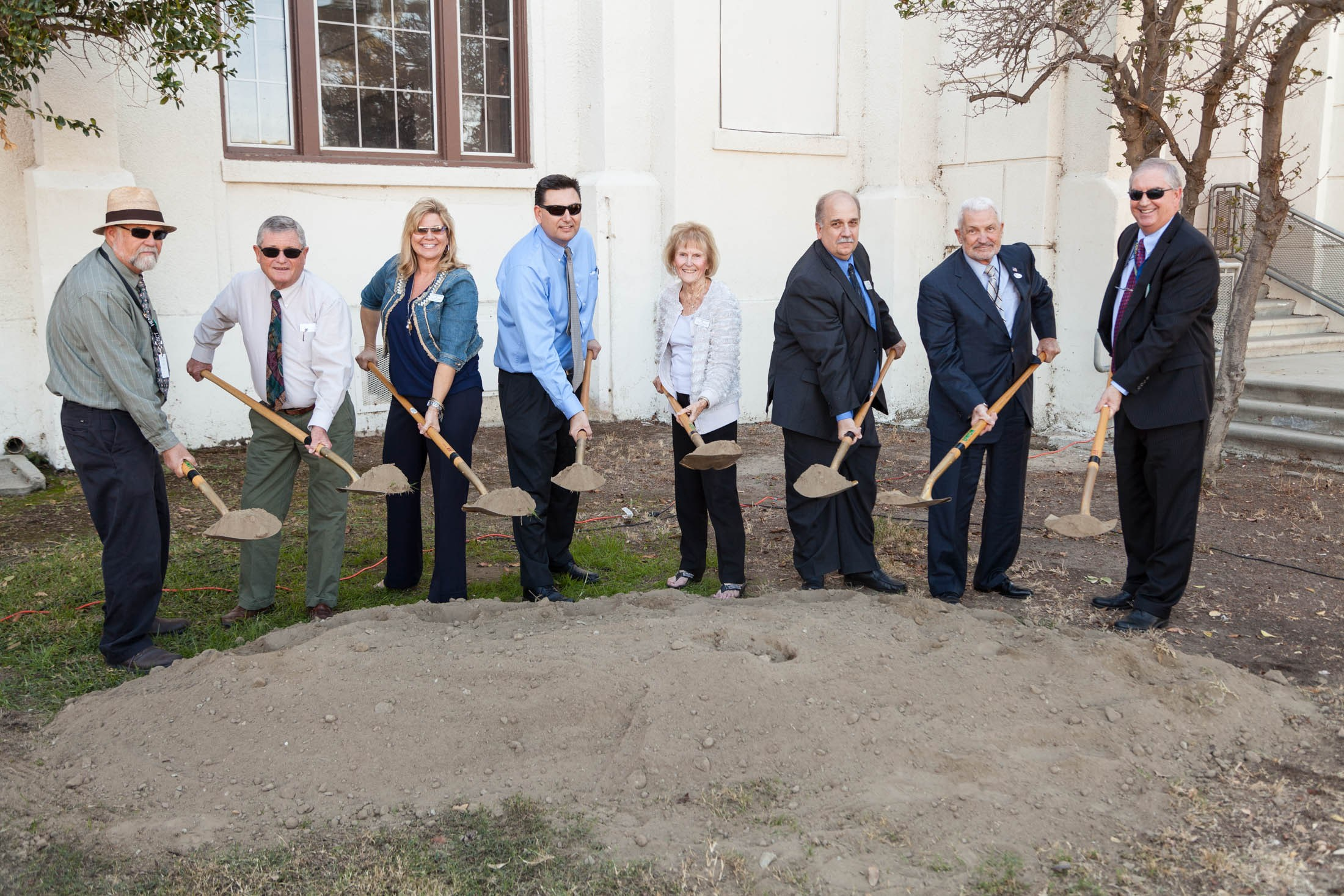 Hemet Elementary Groundbreaking Ceremony