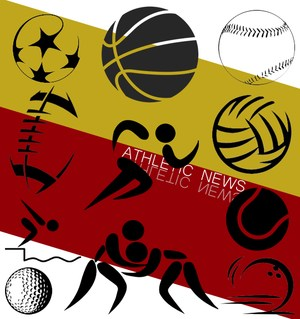 Athletic News Logo
