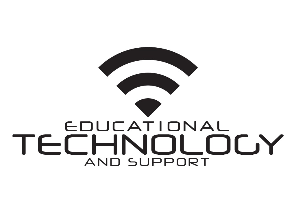 Educational Technology and Support Logo