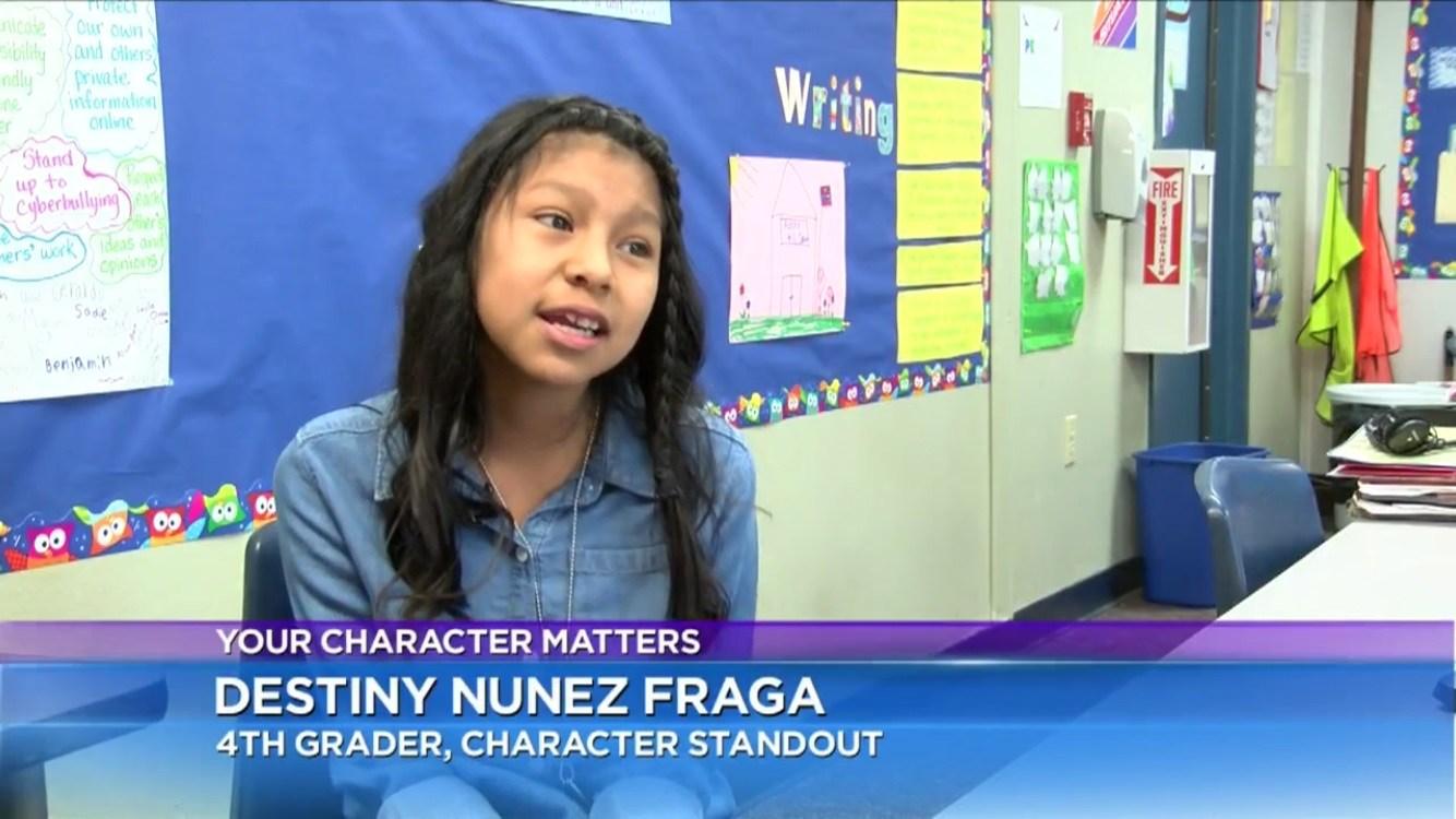 Destiny Your Character Matters Segment KSEE 24