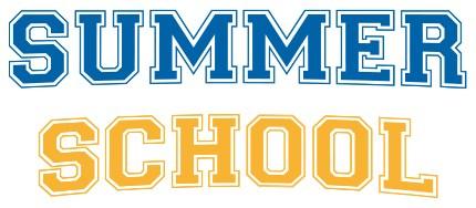 Summer School Dates
