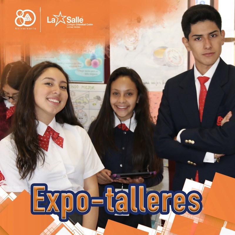 Expo-Talleres Secundaria Matutina Thumbnail Image