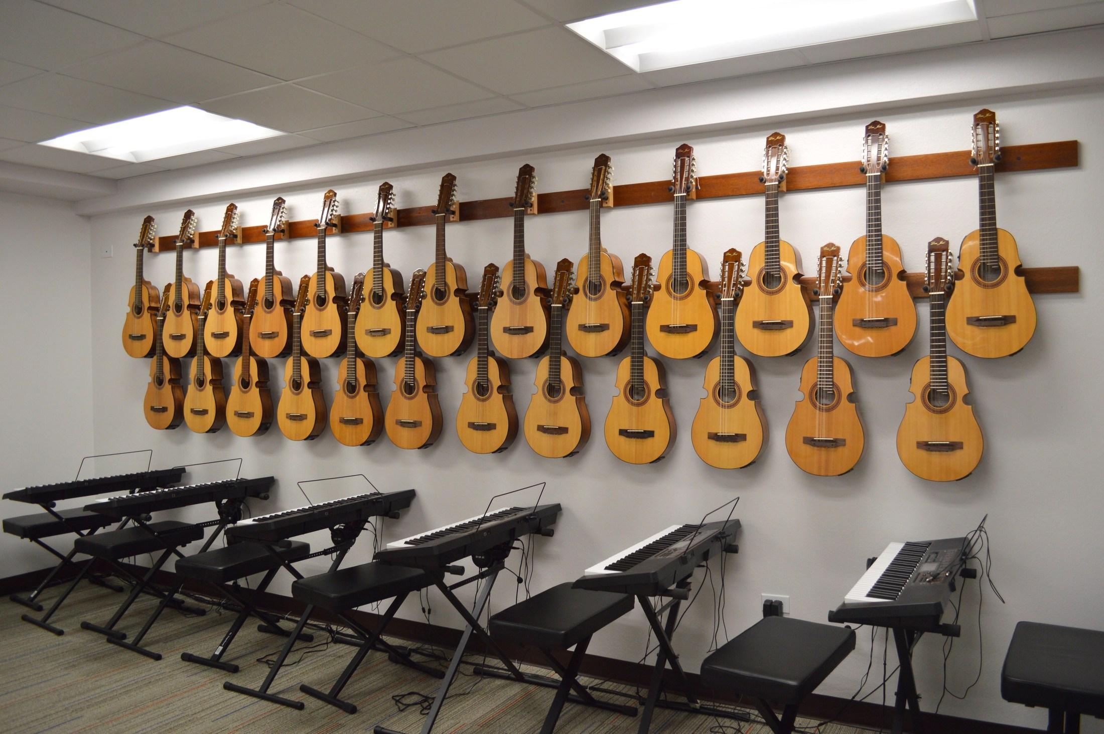 Baldwin Elementary Music Studio