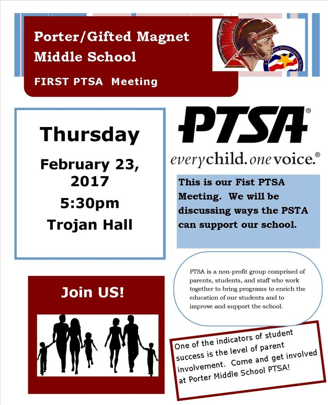Join our PTSA Thumbnail Image