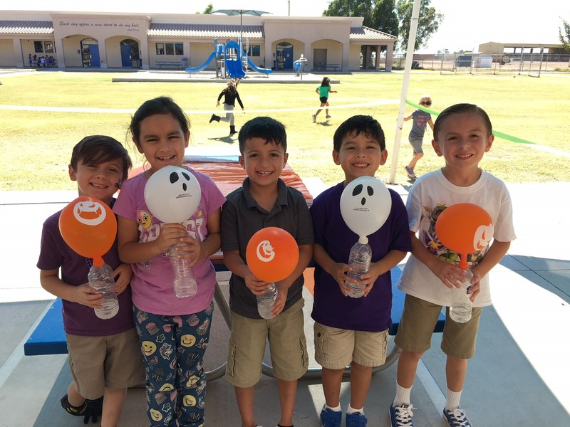 1st Grade Celebrates Halloween with STEM! Thumbnail Image