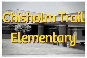 Chisholm Trail Elementary  Image and Link To School Web page