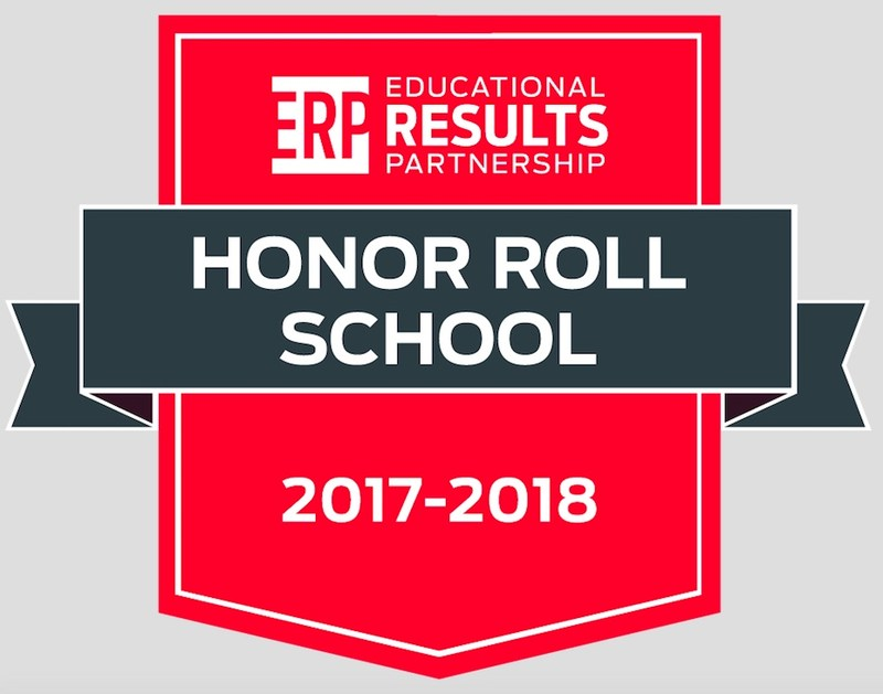 Honor Roll School 2017-2018