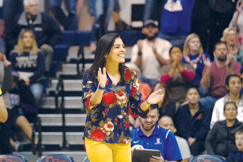 Exeter's Samantha Hilvers named state's top high school volleyball coach