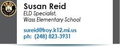 Susan Reid email