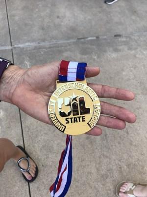 UIL gold medal