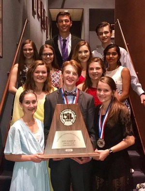 MHS One Act Play Cast, Crew, Directors State Runner-Up
