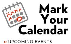 Mark your calendar for Sullivan's PTSA meetings!