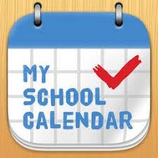 Final Week Calendar