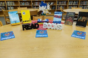 Books from the District Lone Star Battle of the Books.