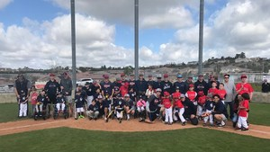 Baseball hosts the Placentia Pony Champions League