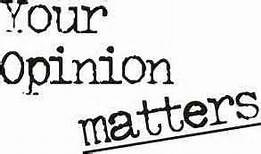 Your Opinion Matters Image