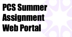 Summer Assignments Now Available Thumbnail Image