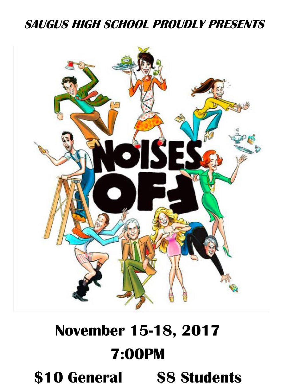 Flall Play image of Noises Off