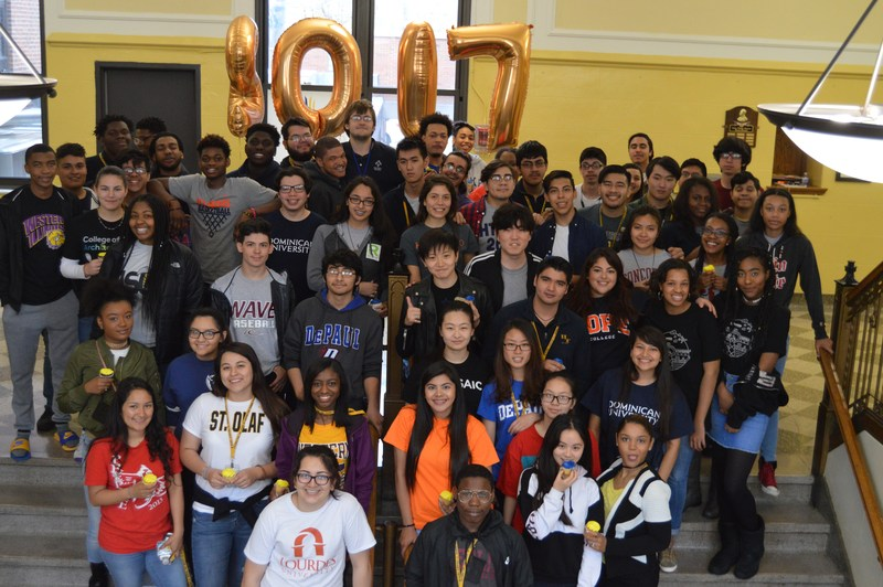 Class of 2017 celebrates Senior Signing Day Featured Photo