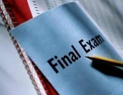 Final Exams Coming NEXT week! Featured Photo