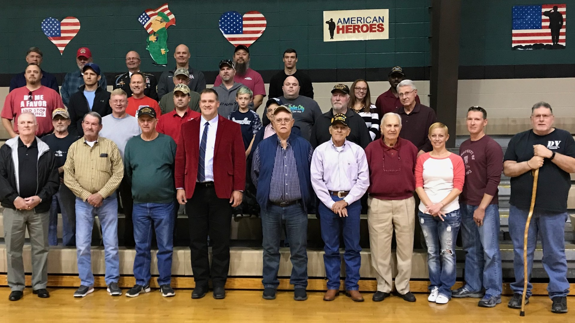 Veterans' Day Photo