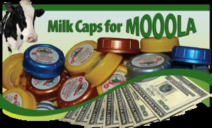 milk caps for moola clip art/logo