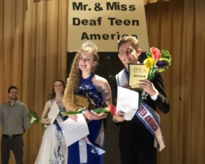 Mr. & Miss Deaf Teen America