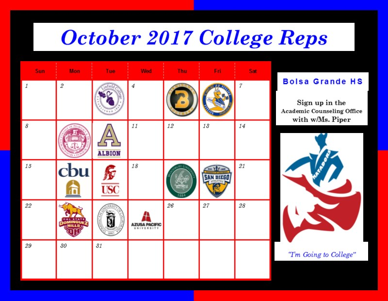 College Representatives Thumbnail Image