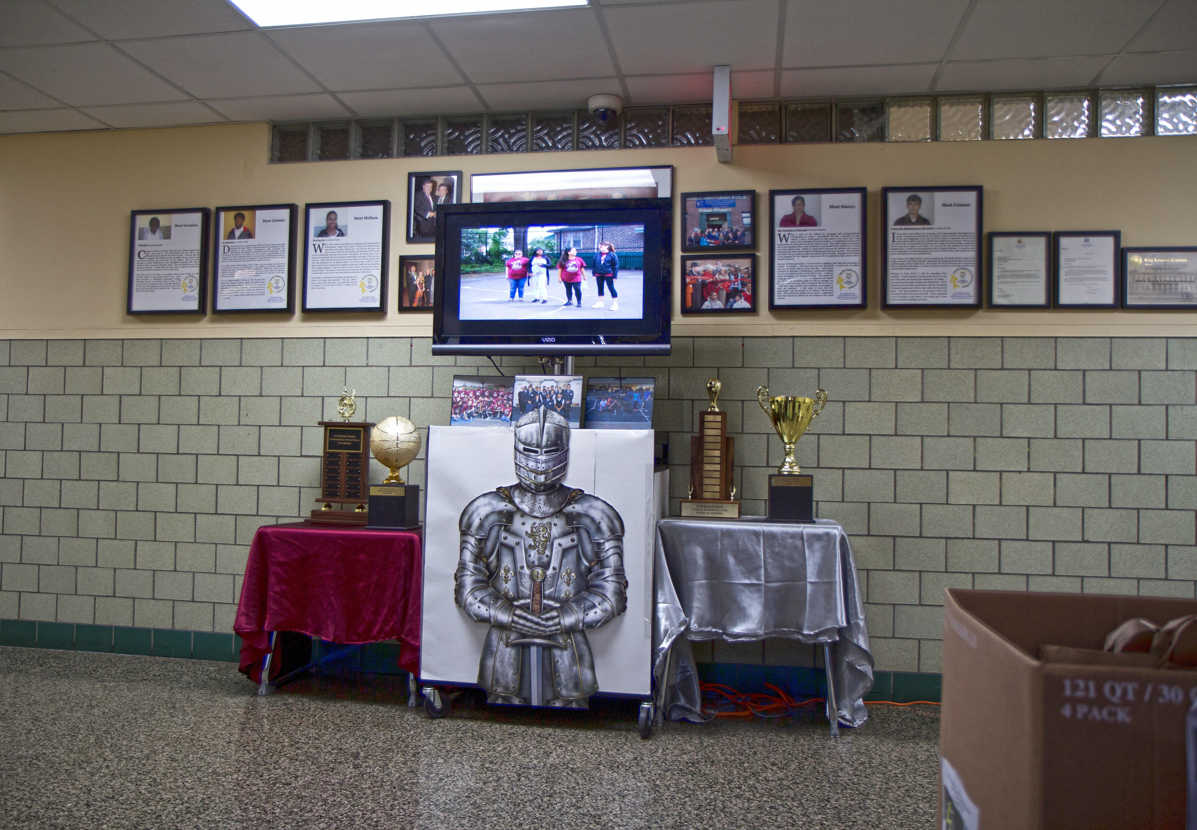 Tiegerman High School Image